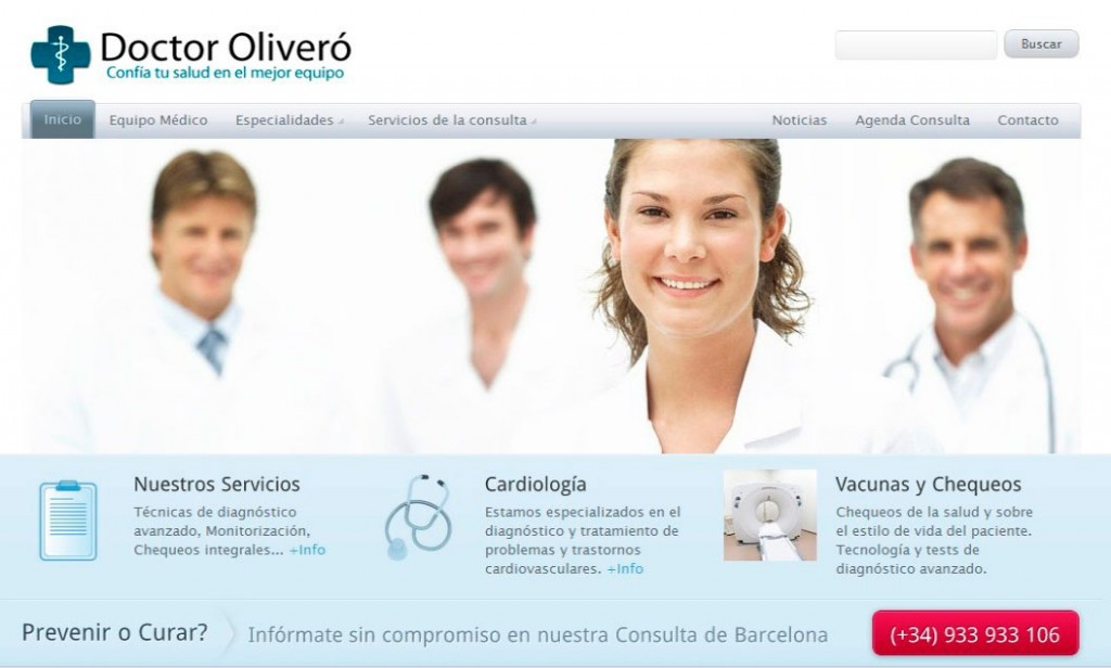 Doctor Ruperto Oliveró Rigau
