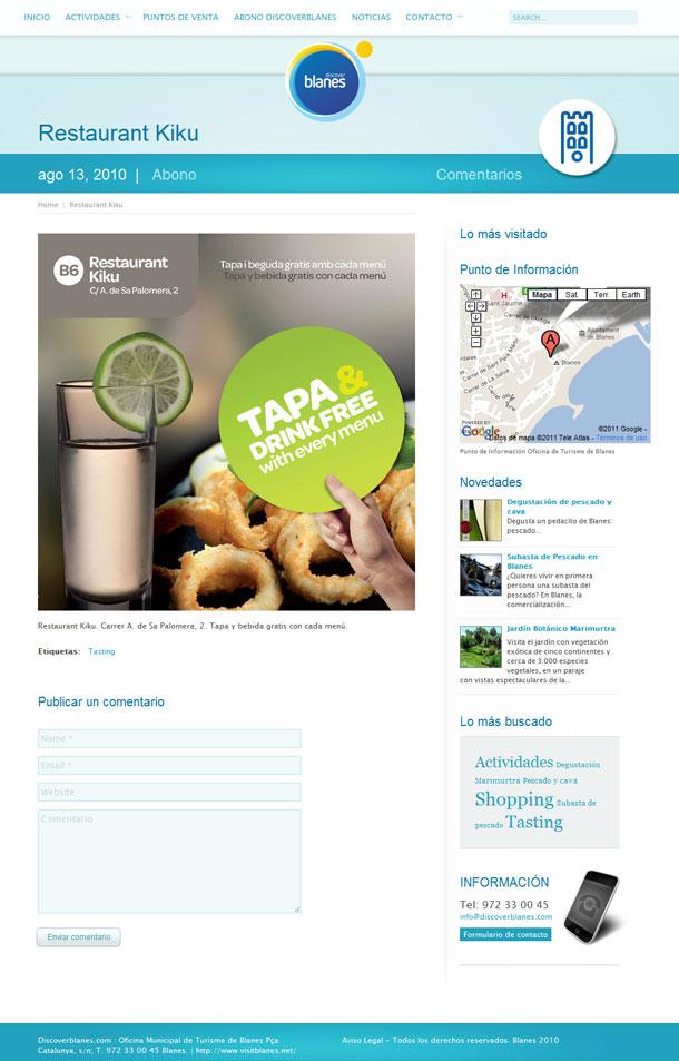 DiscoverBlanes-Actividades-Empresas-tapas