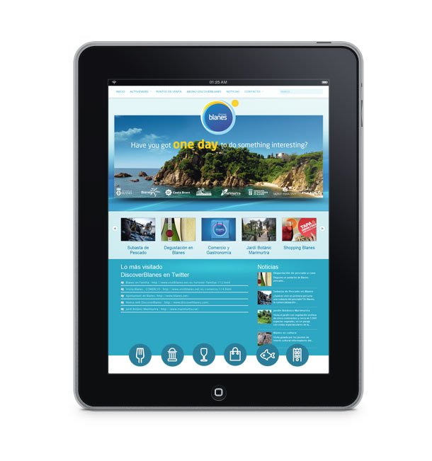 DiscoverBlanes-iPad-web-home