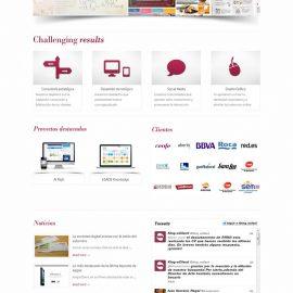 Consultoría y desarrollo web King-eclient Barcelona